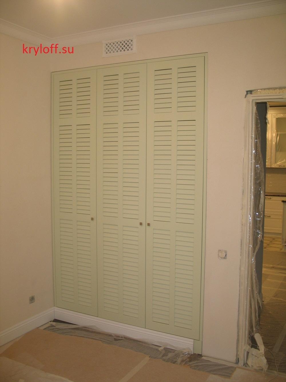 006 Трехстворчатый шкаф