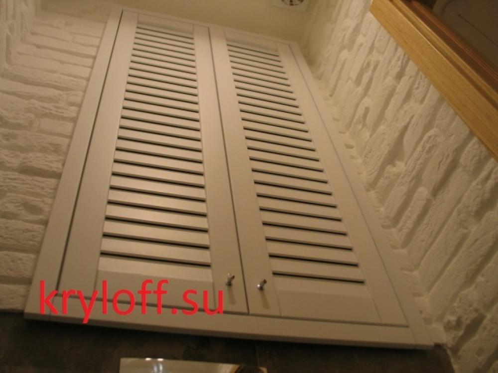 016 Дверки для шкафа окрашенные.