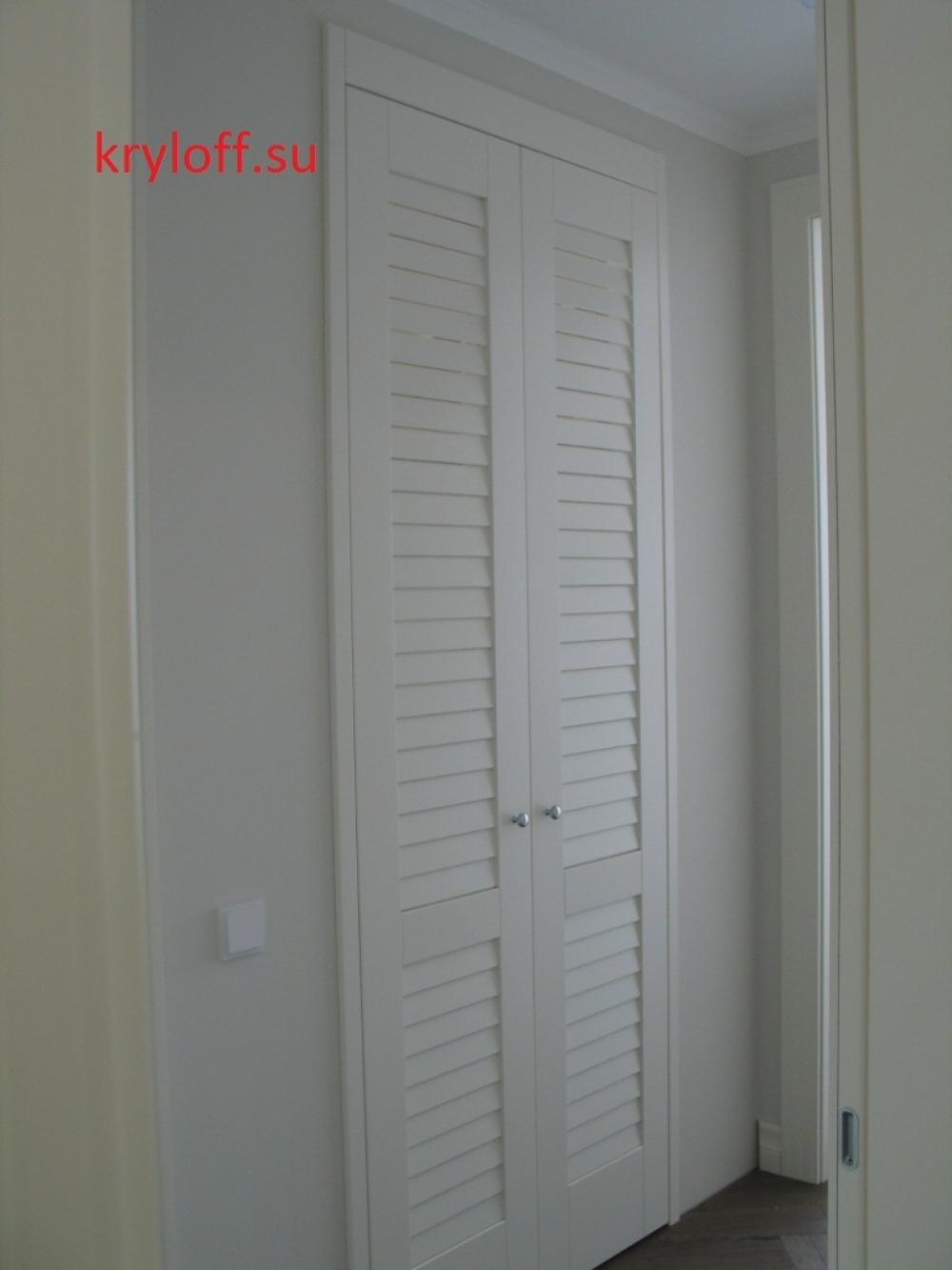 011 Высокие жалюзийные дверки