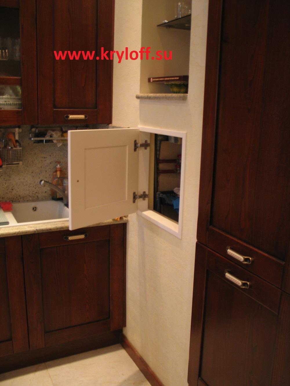 020 Купить сантехнический люк в Москве на заказ