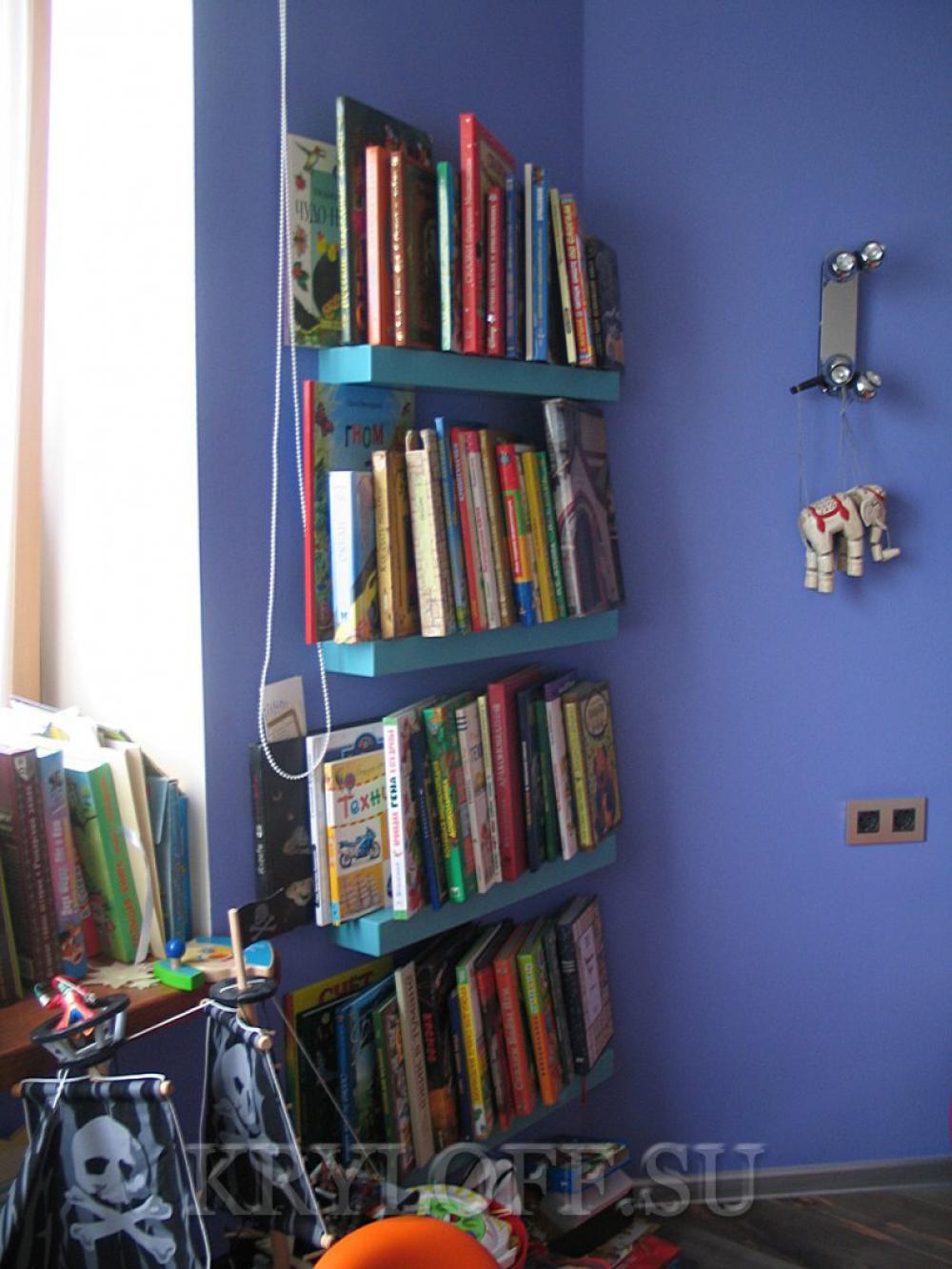 003 Полка для книг