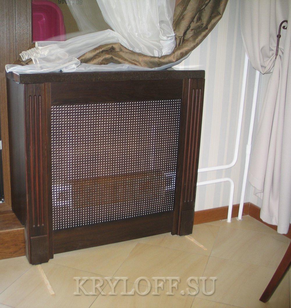 Радиаторный экран 4