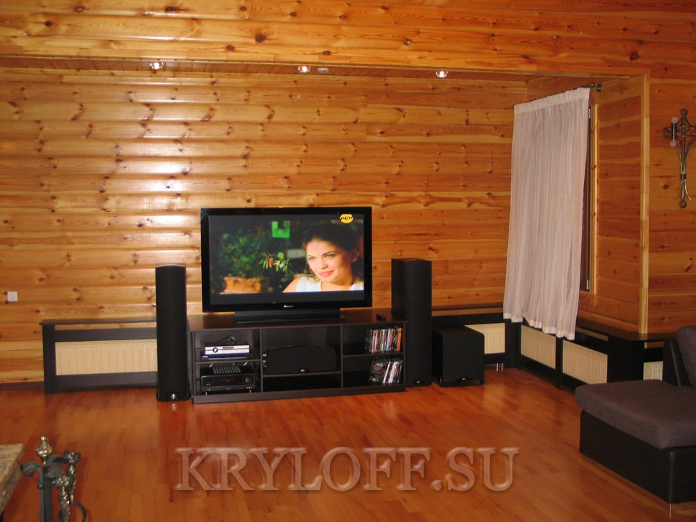 Мебель для аудио/видеоаппаратуры 7