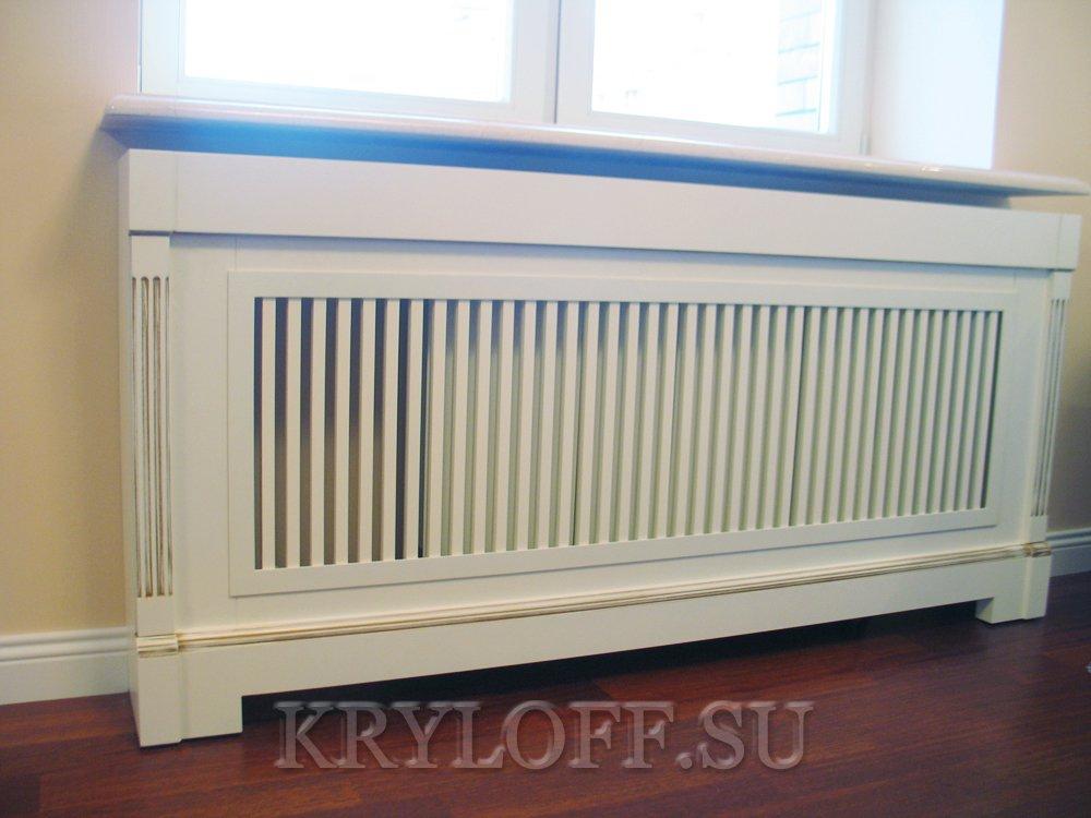 Радиаторный экран 7
