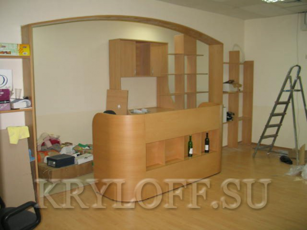 Мебель для офиса 07