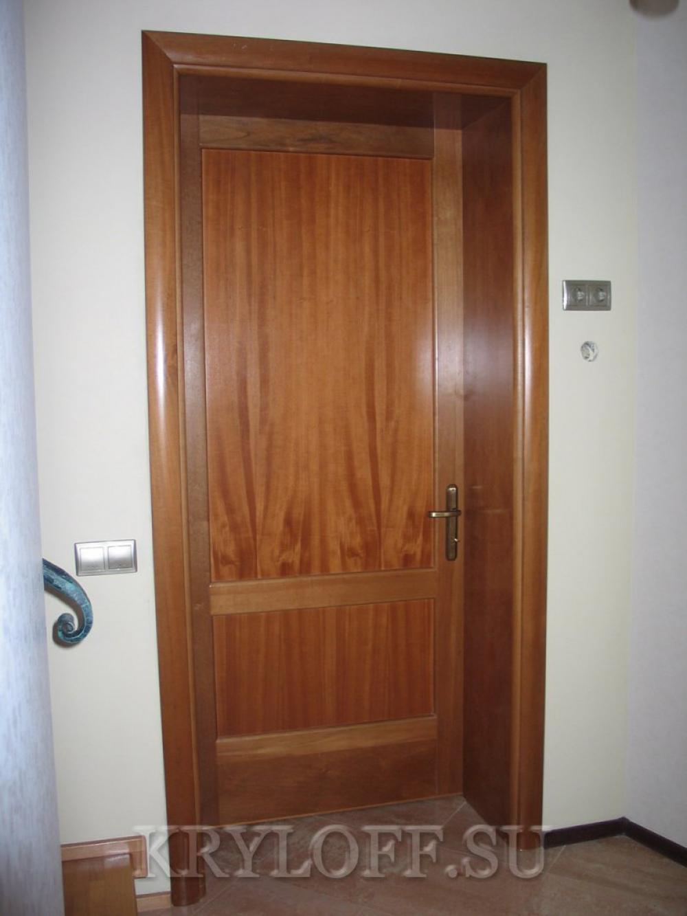 002 Облицовка дверного проема