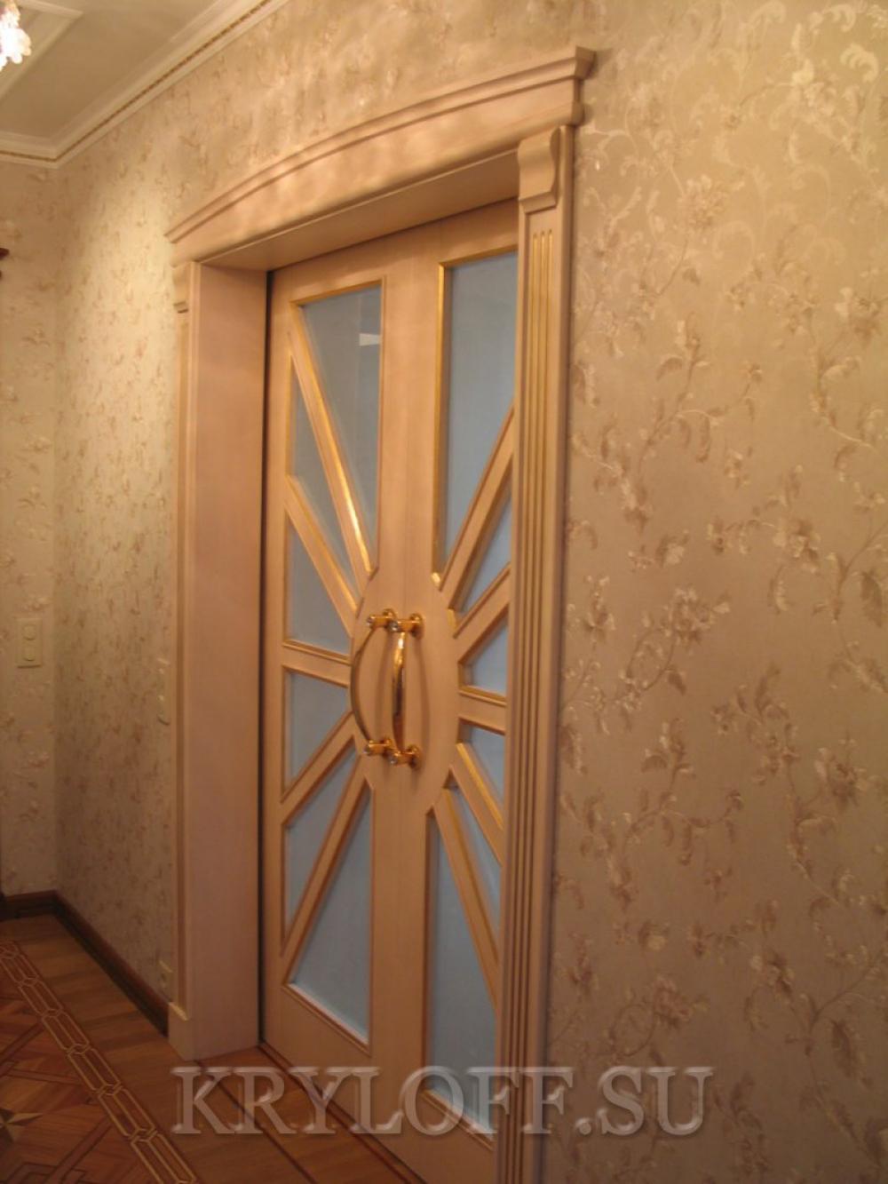 Облицовка дверного проема 06