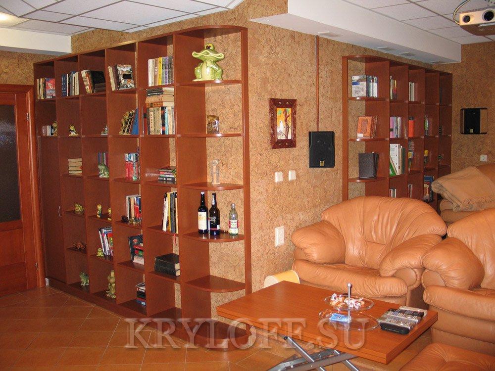 011 Стеллаж для книг