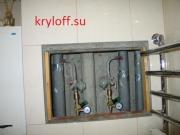 010 Замена люков с плиткой на деревянные