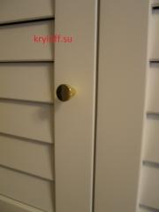 012 Дверь-книжка в гардеробную