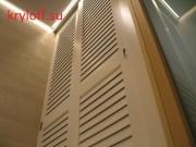 009 Раздвижные двери для ниши