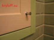003 Дверца под плитку на заказ из мдф в Москве
