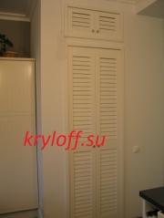 008 Антресоли в квартире