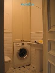 013 Дверки над стиральной машинкой и полками