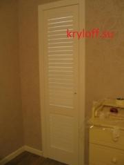 005 Распашная дверка в гардеробную