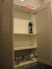 017 Шкаф в ванной комнате