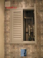 014 Дверки светло серые