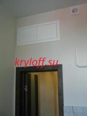 010 Антресоль над дверью в коридоре на заказ