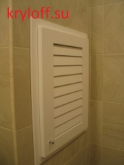 08 Дверка жалюзийная в туалете