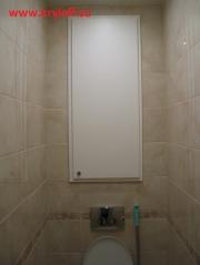 016 Сантехнические дверцы в туалет на заказ крашеные