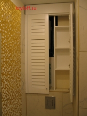 11 Дверки для бойлера в туалете