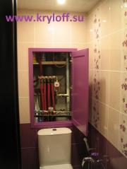 015 Дверцы в туалет на заказ