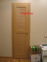 029 Жалюзийные дверки с покраской по карте RAL