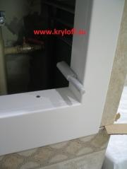 021 Люк в ванную комнату по индивидуальному проекту