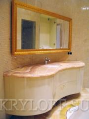 Мебель в ванную 010