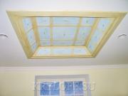 Деревянный потолок 10