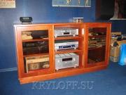 Мебель для аудио/видеоаппаратуры 10