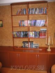 012 Стеллаж для книг